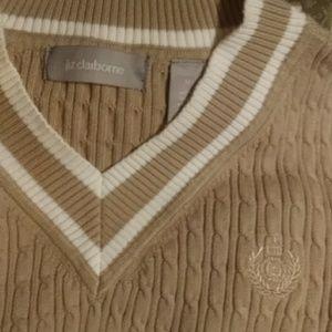 Liz Claiborne Sweater NWOT